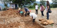 Hostel Construction for Special Children at Sangachowk Started
